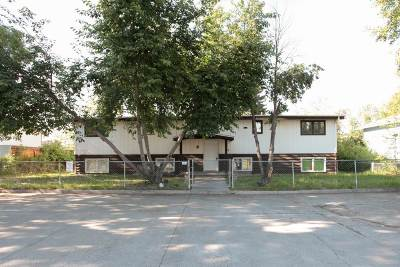 Fairbanks Multi Family Home For Sale: 1236 Wild Rose Ave.