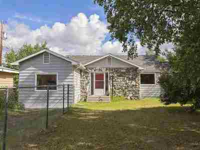 Fairbanks AK Single Family Home For Sale: $219,000