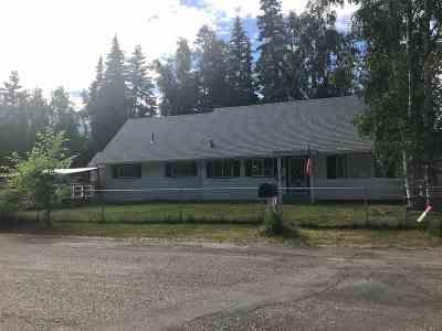 North Pole, Fairbanks, Ester, Salcha Rental For Rent: 78 F Street