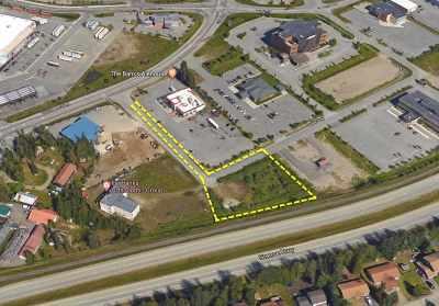Fairbanks Commercial Lots & Land For Sale: 1201 Sadler Way