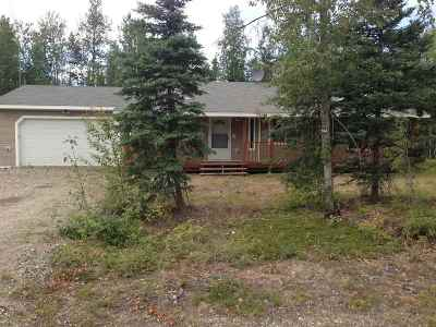 North Pole, Fairbanks, Ester, Salcha Rental For Rent: 2519 Baby Bell Drive