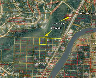 Fairbanks Residential Lots & Land For Sale: Nhn Chena Pump Road