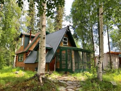 Fairbanks AK Single Family Home For Sale: $170,000