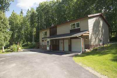 Fairbanks AK Single Family Home For Sale: $330,000