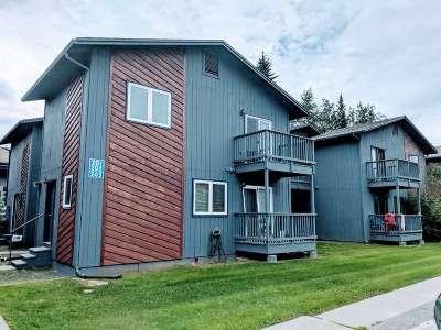 Fairbanks AK Condo/Townhouse For Sale: $1,550