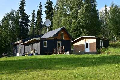 North Pole,  Fairbanks, Ester, Salcha Single Family Home For Sale: 5560 Old Ridge Trail