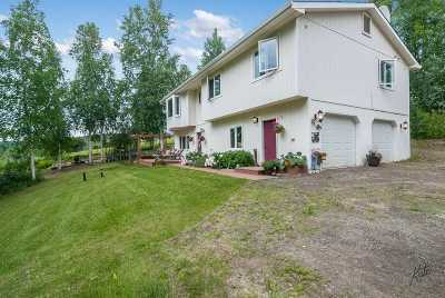 Fairbanks AK Single Family Home For Sale: $379,900