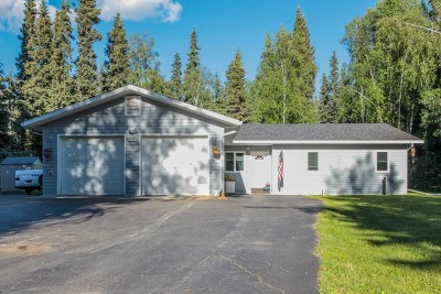 NORTH POLE Single Family Home For Sale: 2950 Whistler Court