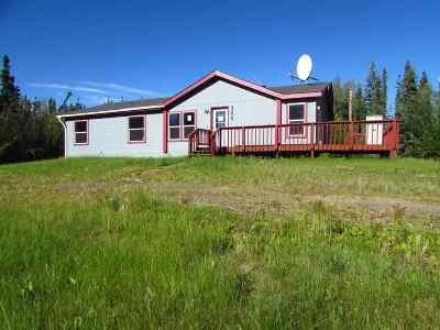 North Pole AK Single Family Home For Sale: $138,260