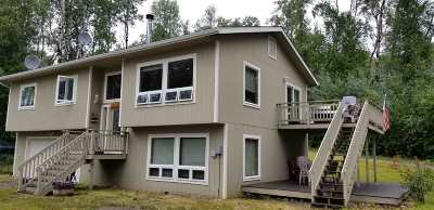 Fairbanks Single Family Home For Sale: 459 Gold Mine Trail