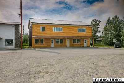 Delta Junction Commercial For Sale: 1391 Richardson Highway