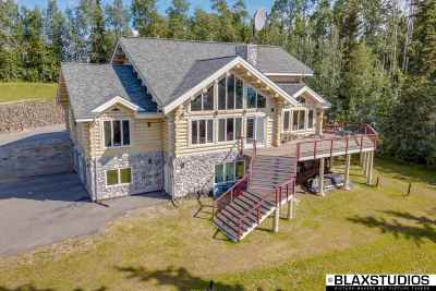 Fairbanks AK Single Family Home For Sale: $989,000