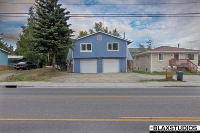 Fairbanks AK Single Family Home For Sale: $184,999