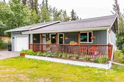 Fairbanks Single Family Home For Sale: 4730 Princeton Drive
