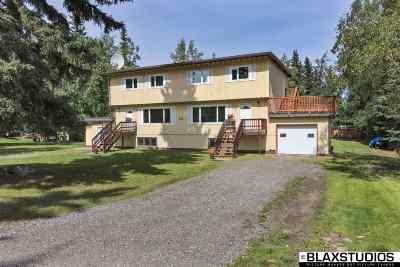 Fairbanks AK Duplex For Sale: $349,900
