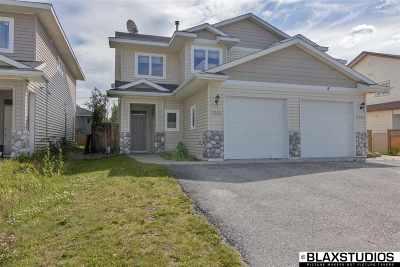 Fairbanks AK Single Family Home For Sale: $222,400