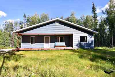 NORTH POLE Single Family Home For Sale: 3047 Sandy Road