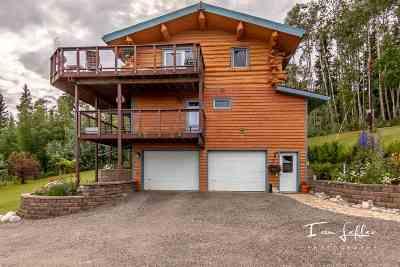 Fairbanks AK Single Family Home For Sale: $348,000