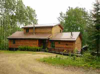 Fairbanks AK Single Family Home For Sale: $320,000