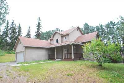 Fairbanks North Star Borough Single Family Home For Sale: 1649 Baylor Boulevard