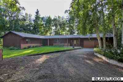 Fairbanks Single Family Home For Sale: 168 Crest Drive