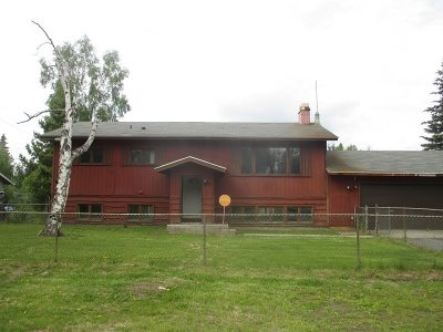Fairbanks Single Family Home For Sale: 2123 Bridgewater Drive