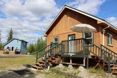 Fairbanks Single Family Home For Sale: 186 Farmers Loop Road Ext