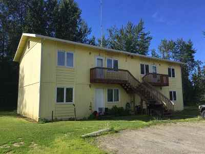 North Pole Multi Family Home For Sale: 927 N Stol Drive