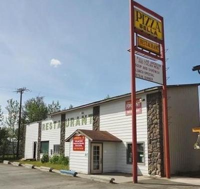 Delta Junction Commercial For Sale: 265 Nhn Richardson Hwy