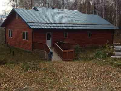 Fairbanks Rental For Rent: 4251 Parks Ridge Road