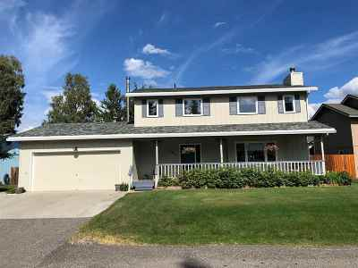 Fairbanks Single Family Home For Sale: 452 Shannon Drive