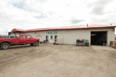 Commercial For Sale: 1435 Van Horn Rd