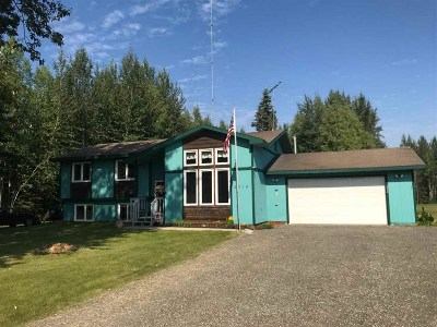 North Pole AK Single Family Home For Sale: $274,900