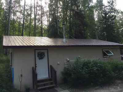 Fairbanks Single Family Home For Sale: 1327 Polar Drive