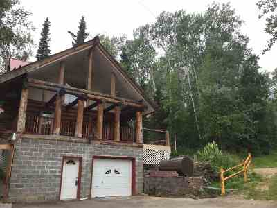 Fairbanks AK Single Family Home For Sale: $215,000