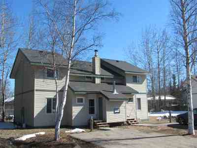 Fairbanks AK Multi Family Home For Sale: $249,950