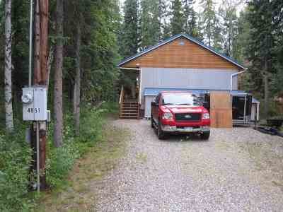 Fairbanks AK Single Family Home For Sale: $184,900
