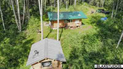 Fairbanks AK Single Family Home For Sale: $120,000