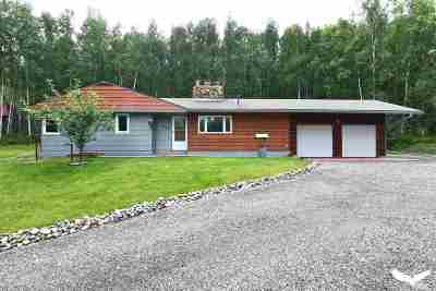 Fairbanks AK Single Family Home For Sale: $259,900