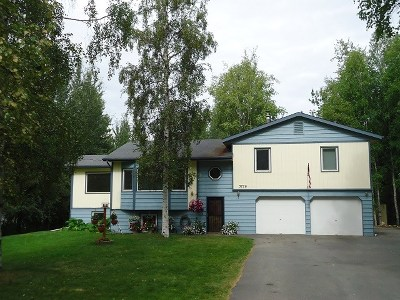 North Pole AK Single Family Home For Sale: $349,900