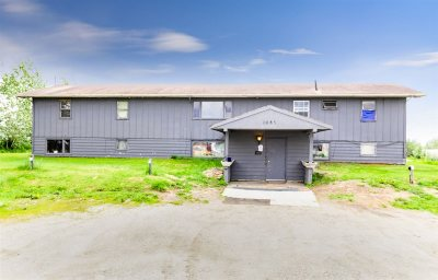North Pole,  Fairbanks, Ester, Salcha Multi Family Home For Sale: 2085 Van Horn Road