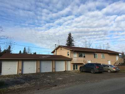 Fairbanks AK Multi Family Home For Sale: $299,900