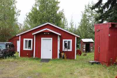 North Pole AK Single Family Home For Sale: $80,000