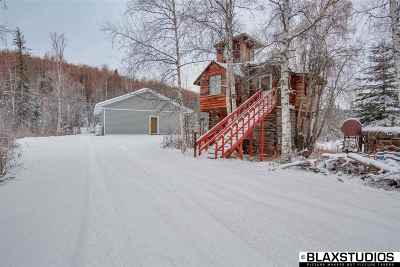 Fairbanks Single Family Home For Sale: 1599 Chena Pump Road