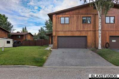 Fairbanks AK Single Family Home For Sale: $219,900