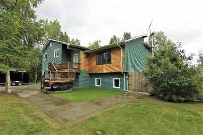 North Pole AK Single Family Home For Sale: $348,000