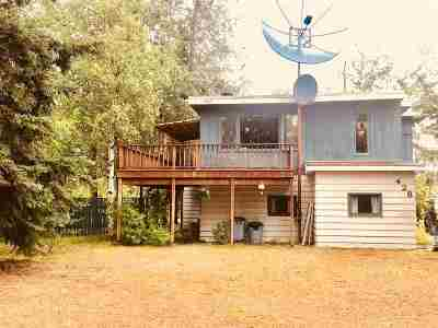 Fairbanks AK Single Family Home For Sale: $208,000
