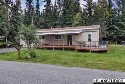 Fairbanks North Star Borough, Southeast Fairbanks Census Area Single Family Home For Sale: 541 Long Spur Loop