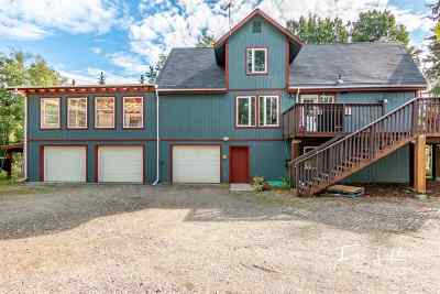 Fairbanks Single Family Home For Sale: 3250 Edby Road