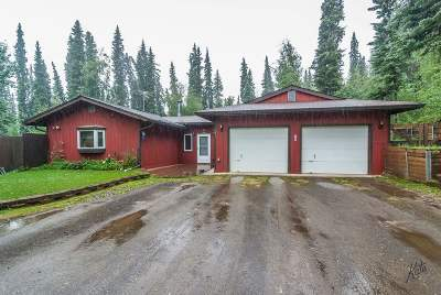 Fairbanks North Star Borough, Southeast Fairbanks Census Area Single Family Home For Sale: 683 Nine Mile Hill Road